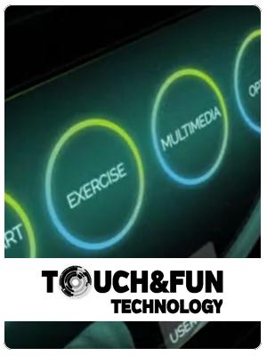 TOUCH & FUN TECHNOLÓGIA  egészség és szórakozás