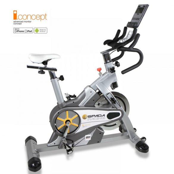 BH Fitness i.Spada Racing Dual Spin bike