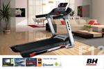 BH Fitness Dual interaktív futópad