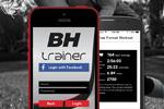 BH Fitness új alkalmazasok