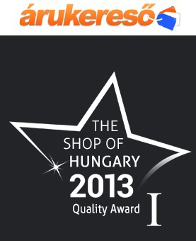 The Shop Of Hungary 2013 - Sport and Fitness category - 1st place