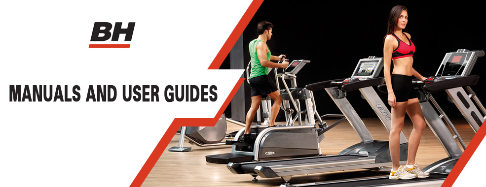 BH Fitness manuals and user guides