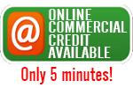 Commercial credit form Cetelem