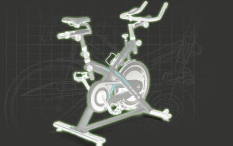 Bh Fitness Spin Bike vázszerkezet