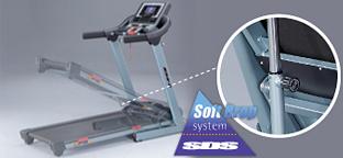 BH Fitness F2w Dual futópad SDS System