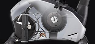 Bh Fitness Spada Dual szobakerékpár mágneses fékrendszer