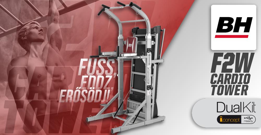 BH Fitness NLS14 elliptika