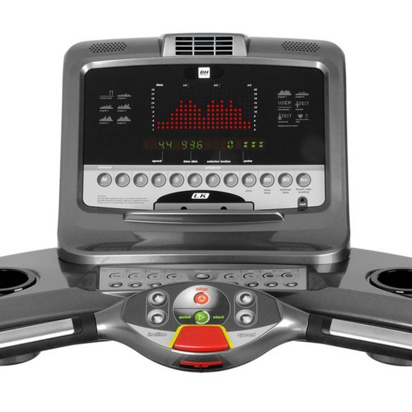 BH HiPower LK6600 Futópad