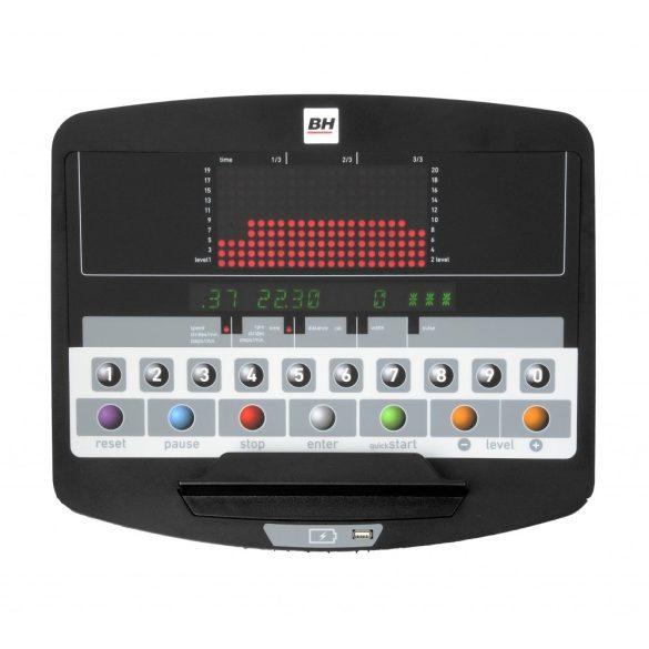 BH HiPower SK9300 LED elliptikus tréner