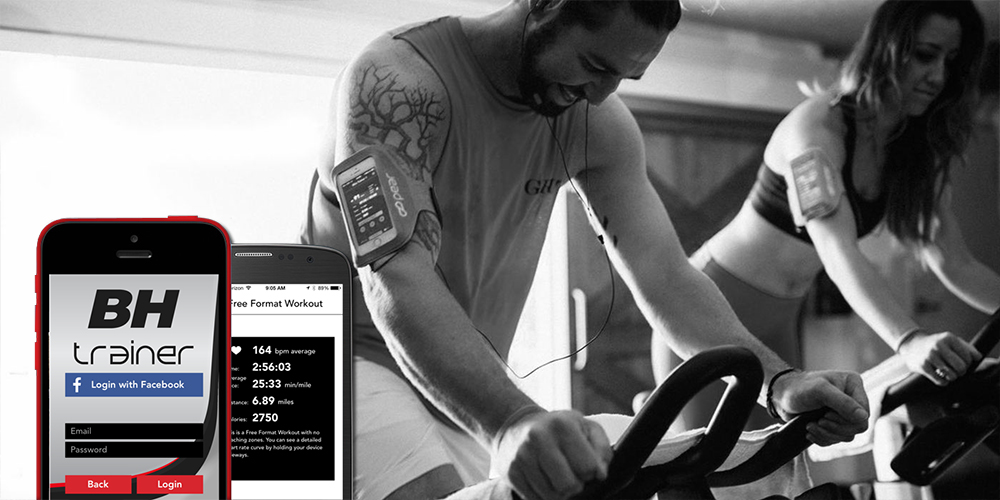 BH Trainer applikáció - Gyorsítsa meg fogyását, tervezze meg edzését!